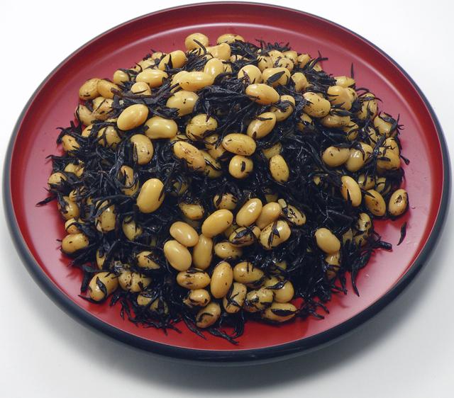 豆ひじき(1kg、冷蔵)
