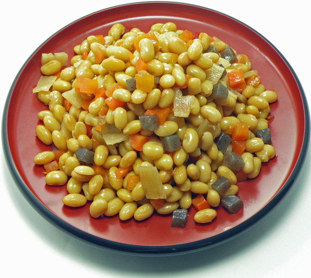 大粒野菜豆(1kg、冷蔵)