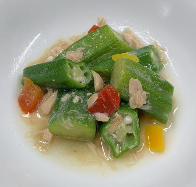 緑黄野菜のツナサラダ(500g、冷凍)