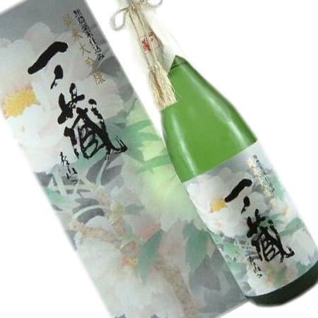 一ノ蔵有機米仕込純米大吟醸1800