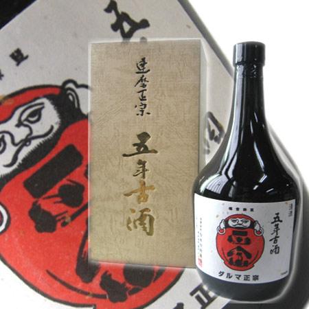 達磨正宗 5年古酒720ml