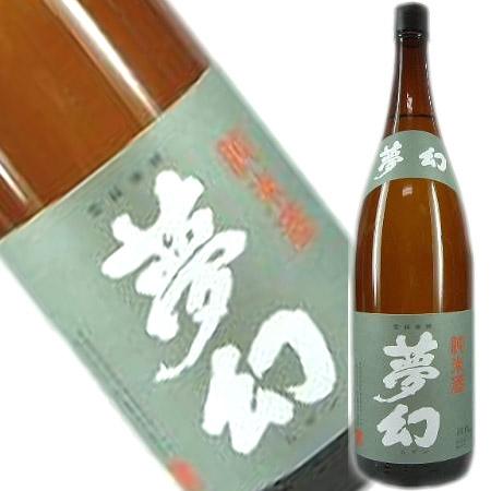 夢幻純米酒1800ml
