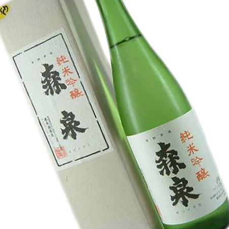 森泉純米吟醸酒720ml