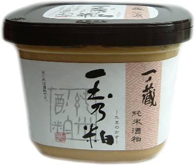 一ノ蔵酒粕900g
