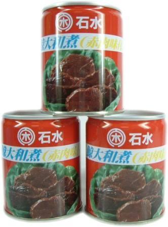 鯨大和煮3缶