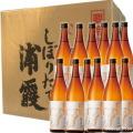 浦霞本醸造しぼりたて生 720×12