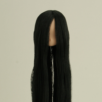 【11HD-F01N】11-01植毛ヘッド ナチュラル
