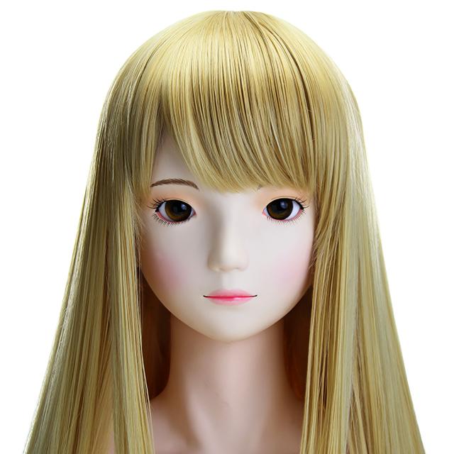 【150HD-02PT】オビツ150 入れ目ヘッド(彩色済)