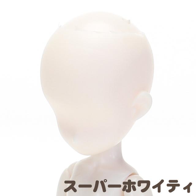 【オビツショップ限定】11-01ヘッド 限定カラー(Sunlight/Superwhity)