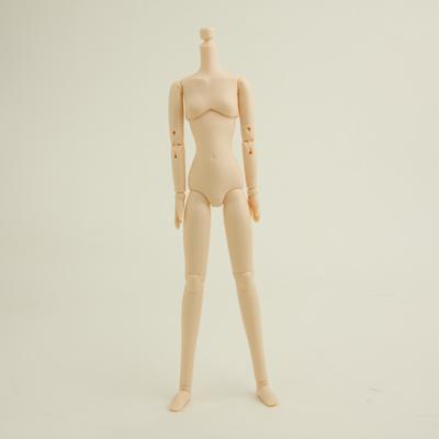 【23BD-F02W-G】23cmオビツボディ SBH 女の子 バストサイズS (マグネット付き) ホワイティ