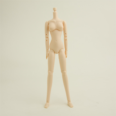 【23BD-F04-G】23cmオビツボディ SBH 女の子 バストサイズL (マグネット付き)
