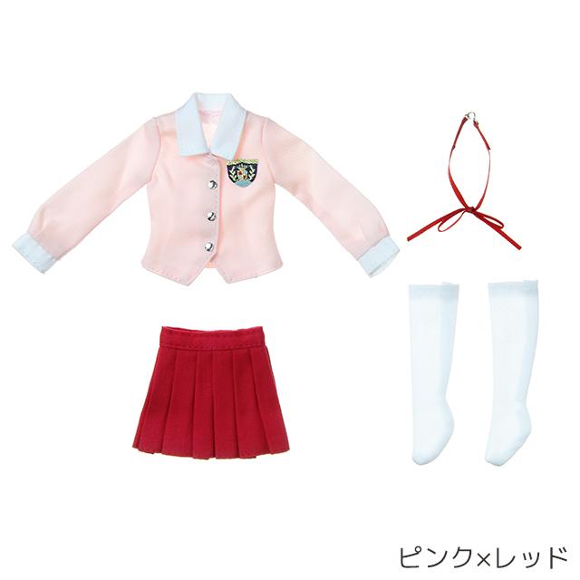 【24DR-F001】[オビツショップ限定]OBITSU24用 私立美智学園 制服セット