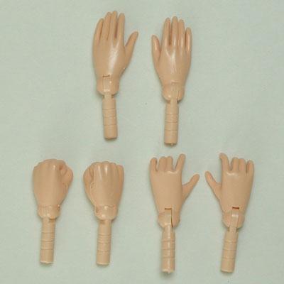 【27RP-M01N-23】スリム 開き手・握り手・持ち手セット ナチュラル