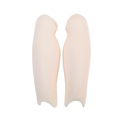 【48RP-F01SWS-24】[オビツショップ限定]48cm交換用ソフビ外皮 モモ481(左右セット) スーパーホワイティ