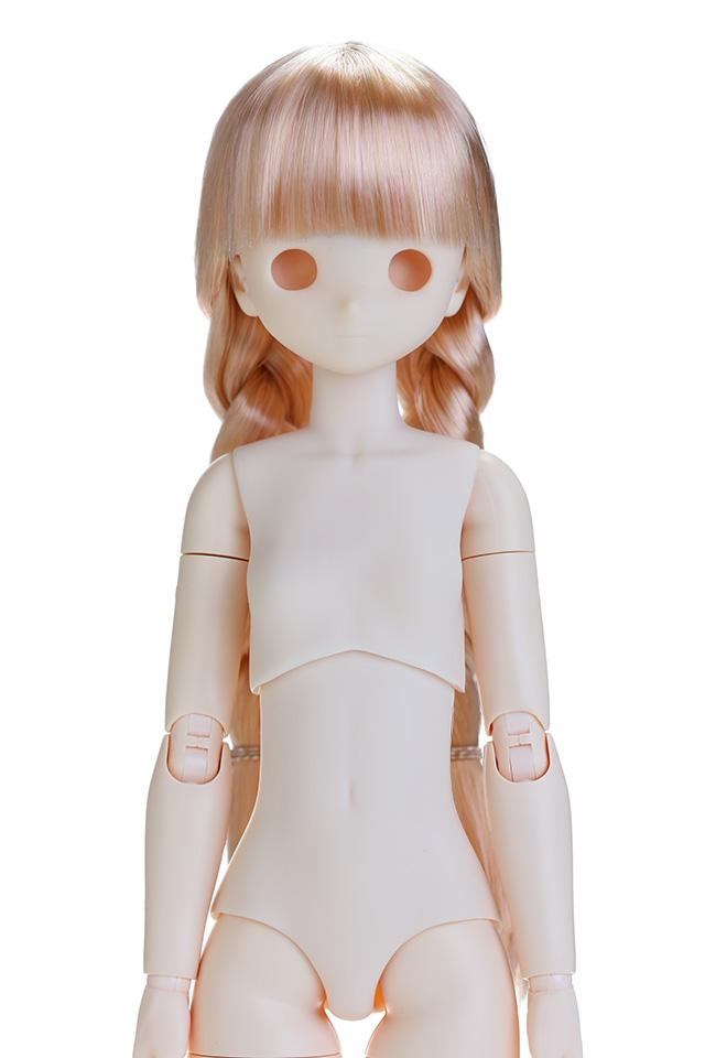 【LE-HCMM01MA】[オビツショップ限定]植毛キャップ MM-01 みつあみ