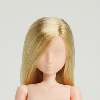 【SOHD-L】セミオーダー植毛ヘッド 左分け