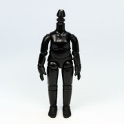 【11BD-D01G】11cmオビツボディ ブラック マグネット付き