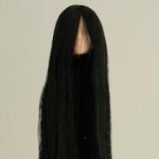 【27HD-F01NC】植毛01ヘッド ナチュラル