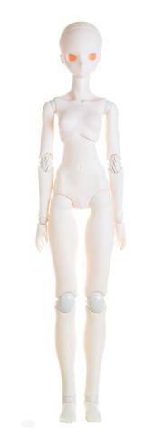 【50BD-F01SW-G】50cmオビツボディ スーパーホワイティ(オビツショップ限定)