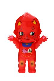 【KP150-MA-RD】[オビツショップ限定]オビツキューピー15cm招き猫 レッド