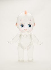【KP250-CL】オビツキューピー25cmクリア