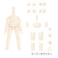 【11BD-D01SW-Fre】11cmオビツボディ スーパーホワイティ フルセットVer.予備・キャンセル分