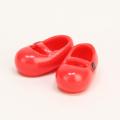 【11SH-F002R-G】11cmおでこ靴 マグネット付き 赤