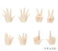 【24AC-FP01】OBITSU24 用 ハンドパーツセットA