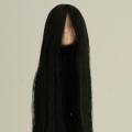 【27HD-F01NC01】植毛01ヘッド ナチュラル