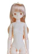 【LE-HCMM01UH】[オビツショップ限定]植毛キャップ MM-01 内巻き姫カット