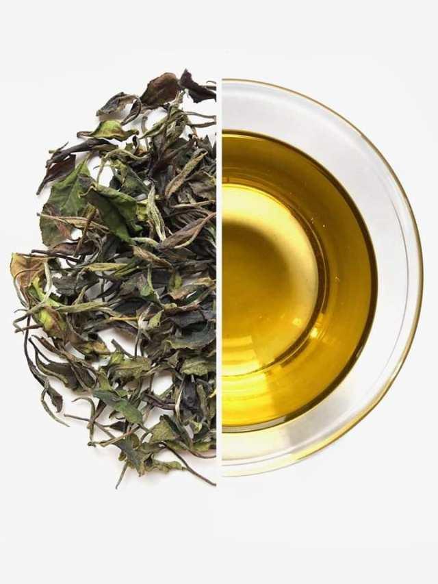 春の悪夢 ? 霜降り茶 ?30年ぶりの春の遅霜が作った天然 白茶 10g