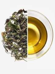 春の悪夢 - 霜降り茶 -30年ぶりの春の遅霜が作った天然 白茶 10g