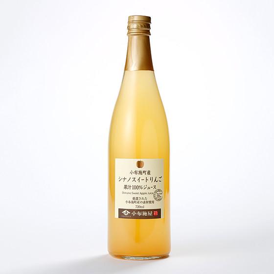 りんごジュース シナノスイート
