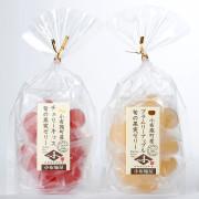 旬の果実ゼリー ブラムリーとチェリーキッス 【2袋入】