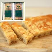 【送料込】ブラムリー クランブルケーキ 2個セット
