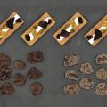 シャインマスカットとナガノパープルの贅沢チョコスイーツセット