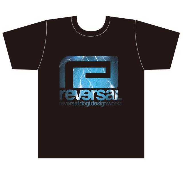 "reversal × occhi-azzurri ""万雷"" TEE"