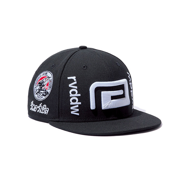 rvddw Martial Arts Patches NEW ERA CAP