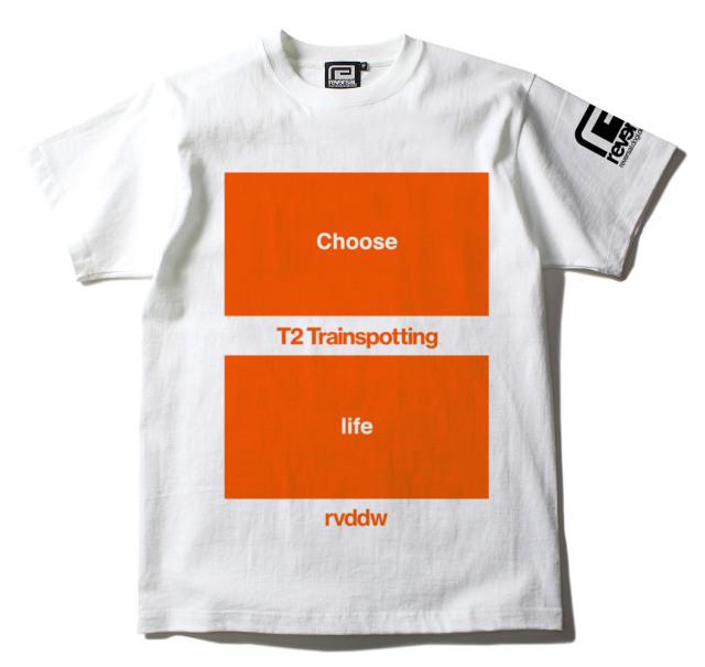 T2 Trainspotting × rvddw TEE
