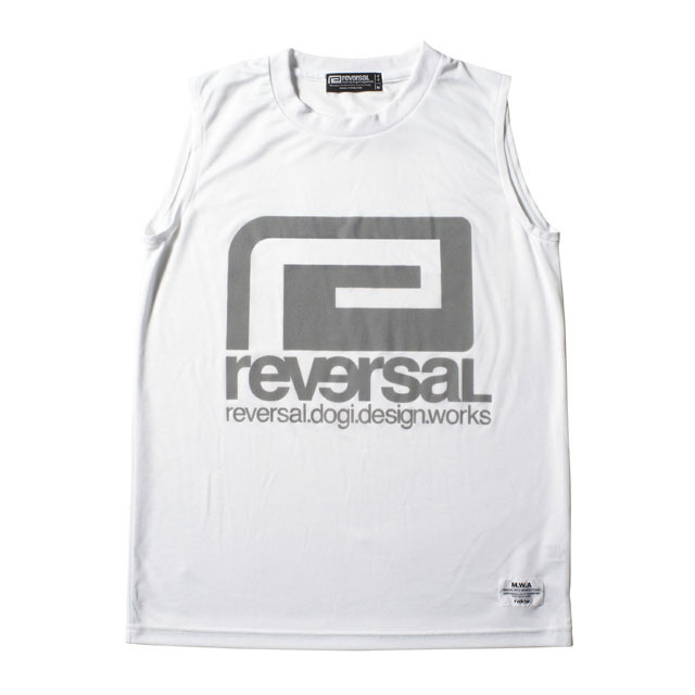 REFLECTOR BIG MARK SLEEVELESS