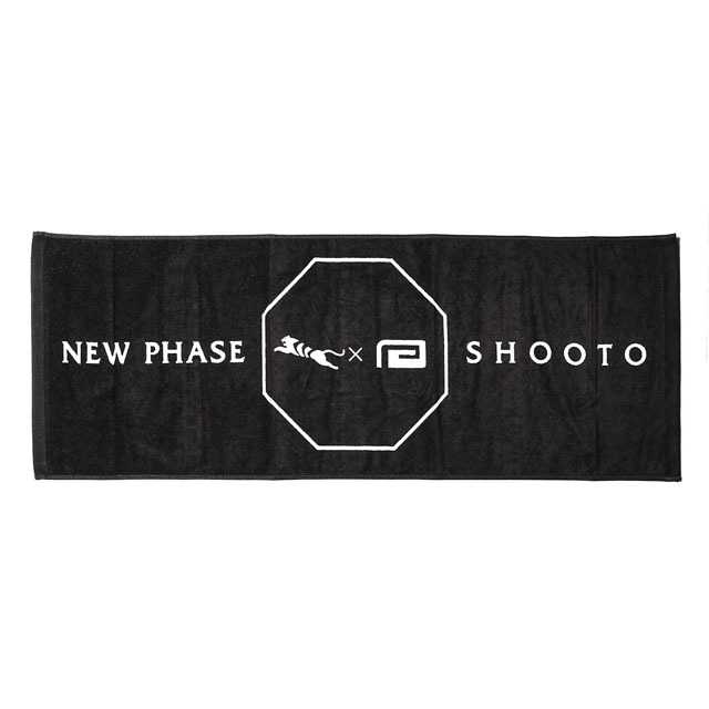 SHOOTO × rvddw「NEW PHASE TOWEL」