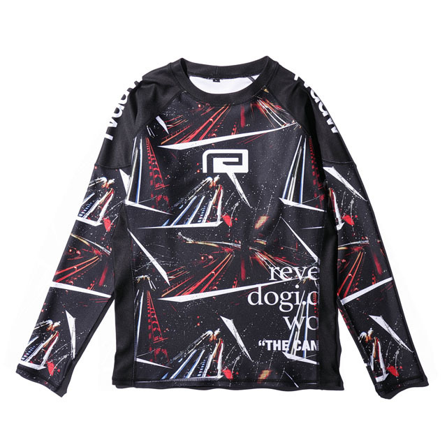 NIGHT RACE LONG RASH GUARD
