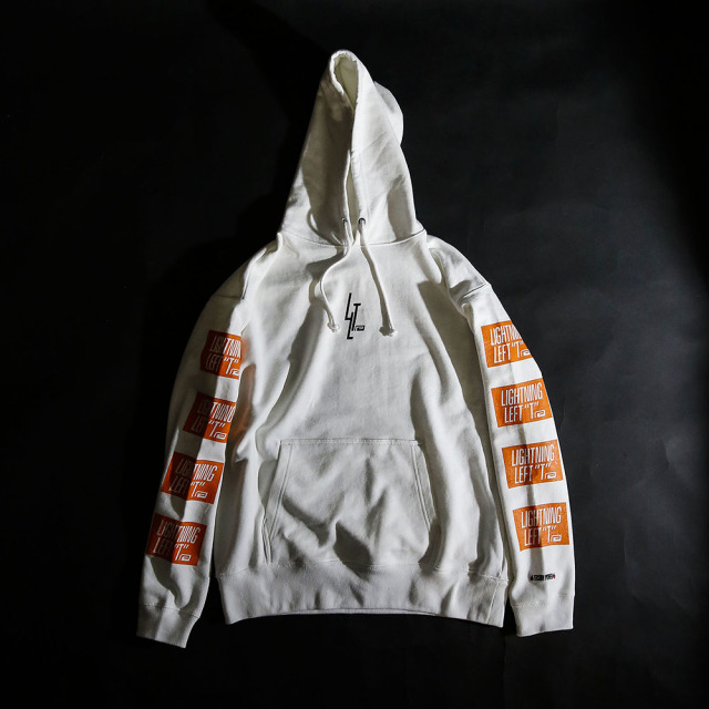 "LIGHTNING LEFT ""T"" PHOTO SWEAT PARKA"