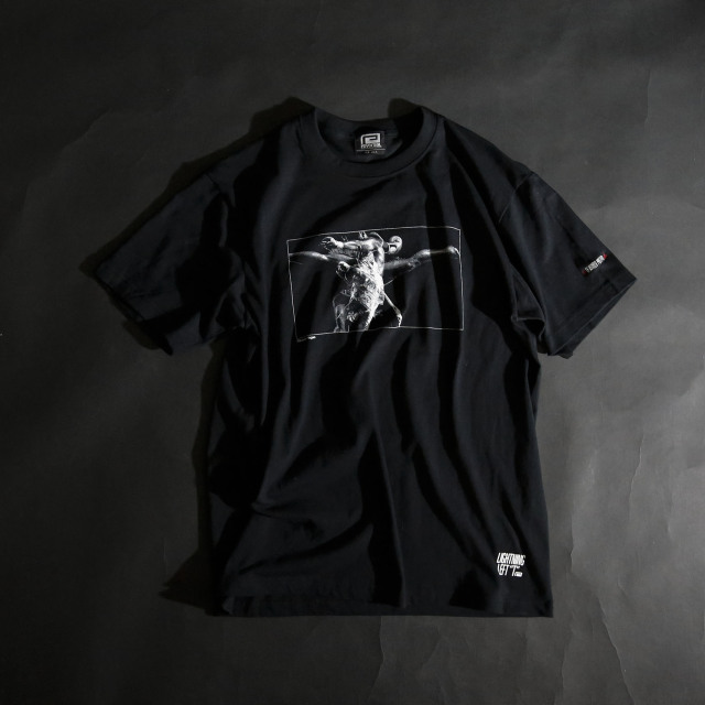 "LIGHTNING LEFT ""T"" PHOTO TEE"