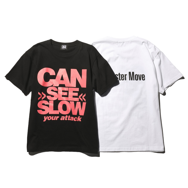 CAN SEE SLOW TEE