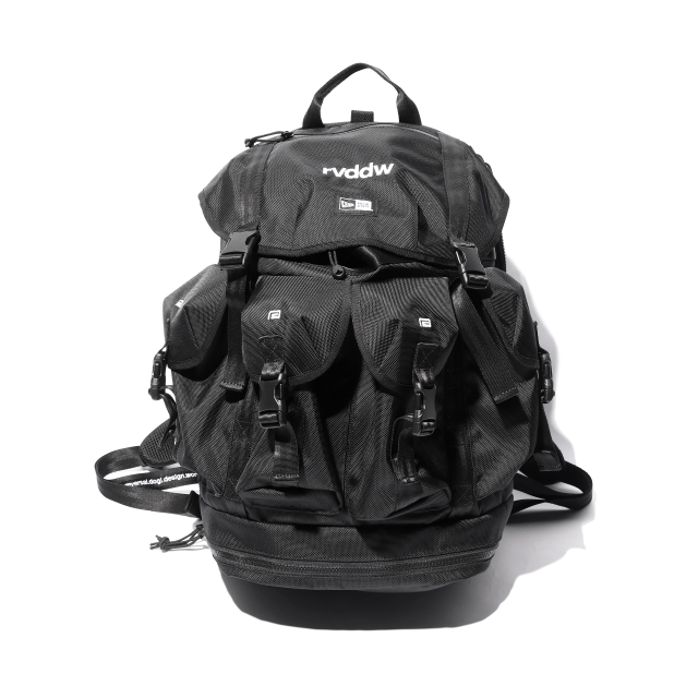 NEW ERA × rvddw UTILITY 4 POCKET PACK 40L