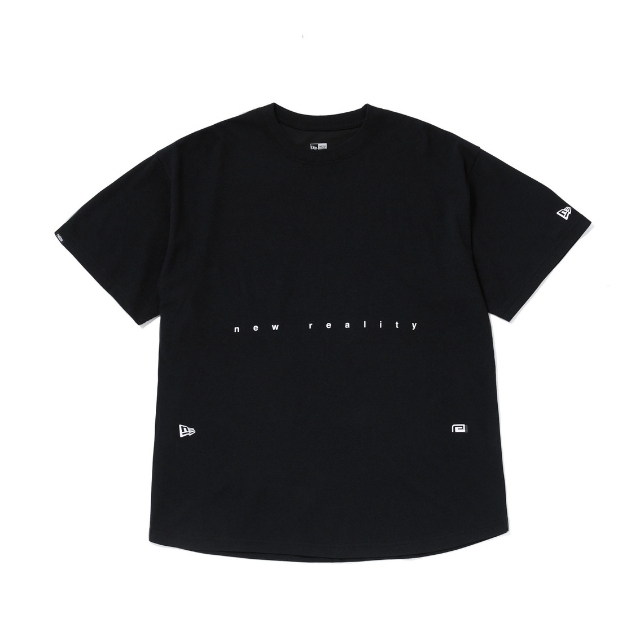 new reality 2021 S/S Oversized Performance Tee