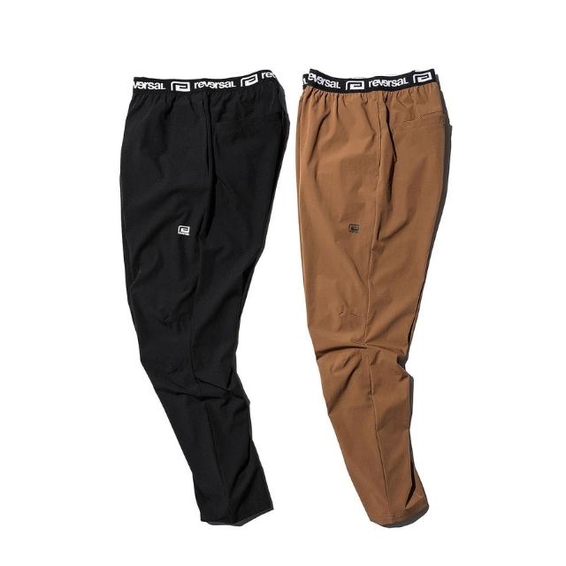 4WAY NYLON EASY BELT JOGGER PANTS