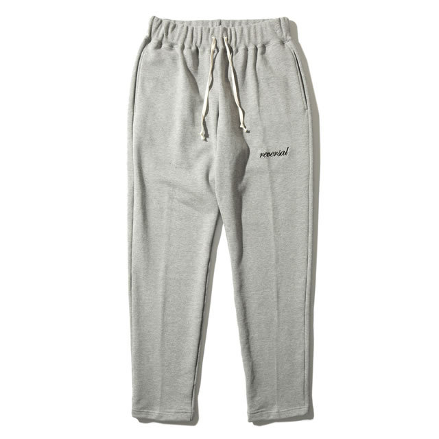 CURSIVE LOGO TAPERED SWEAT PANTS