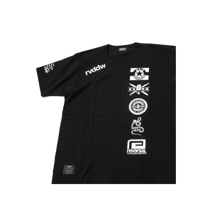 CROWS x rvddw ALL LOGO TEE